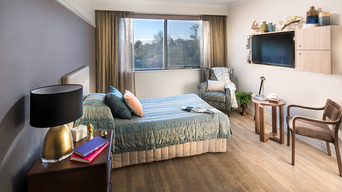 Bupa Aged Care St Ives Premium Room