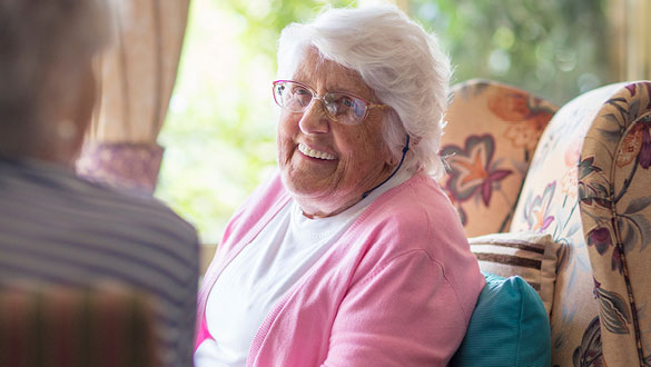 Person-First approach to dementia care and support