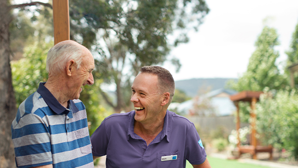 getting started with residential aged care bupa aged care